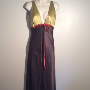 Nicole Miller Collection Size 8 Dress 100% Silk